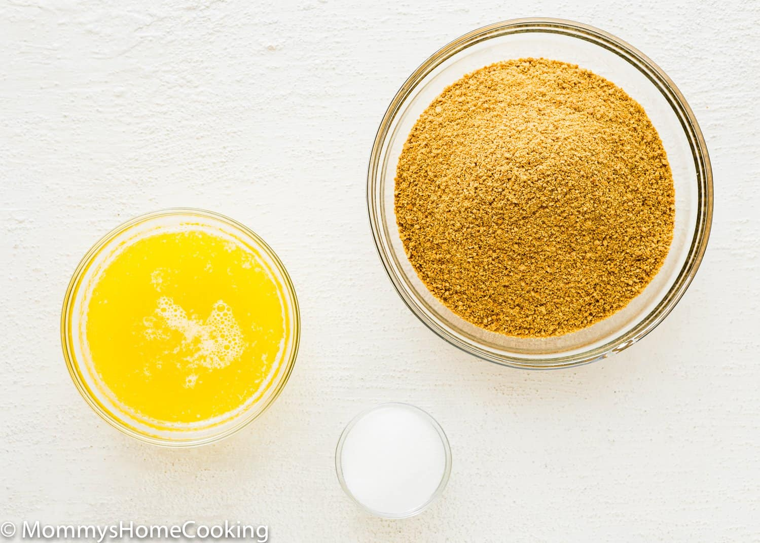 Graham Cracker Crust Ingredients