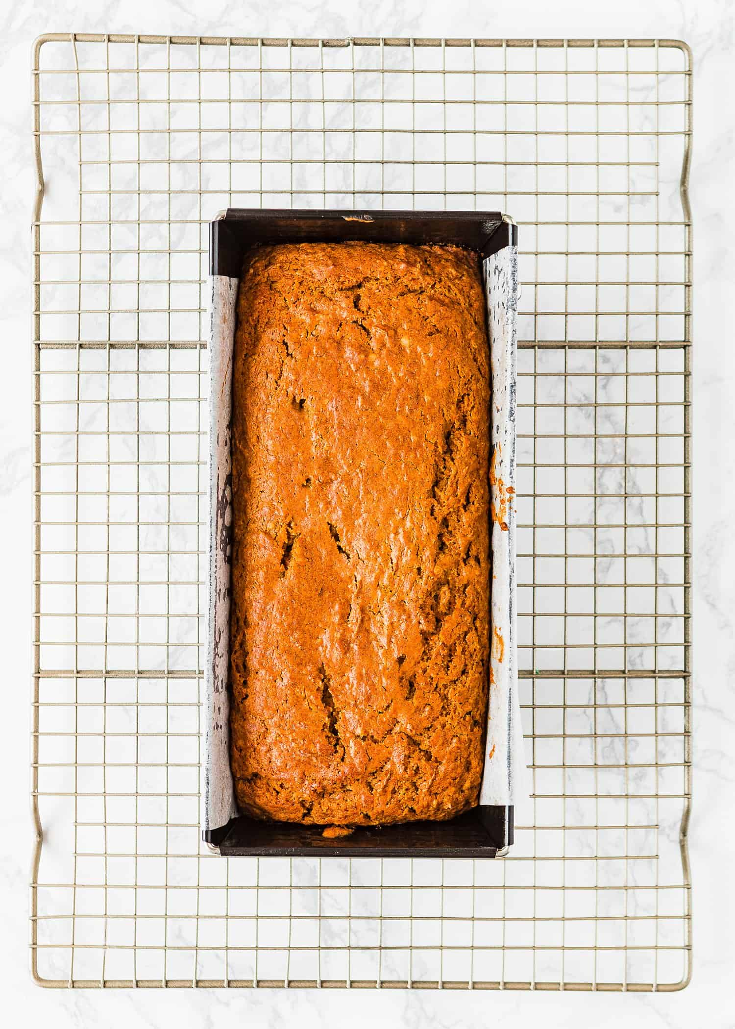 How to Make Eggless Carrot Cake Loaf step 10