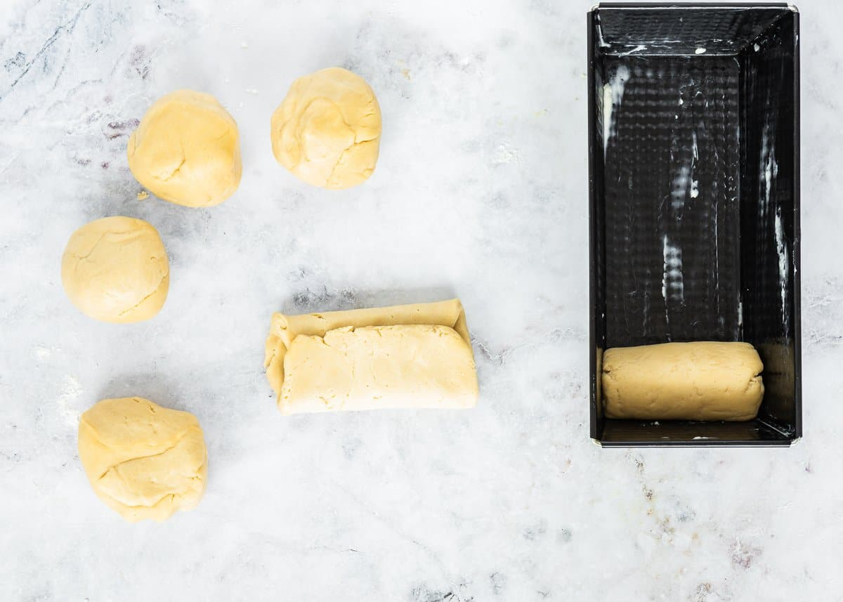 How to make brioche with eggs step by step photo tutorial 18