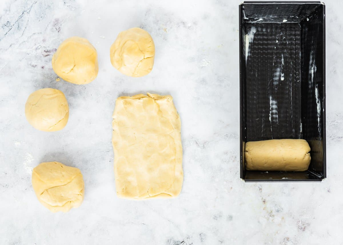 How to make brioche with eggs step by step photo tutorial 14